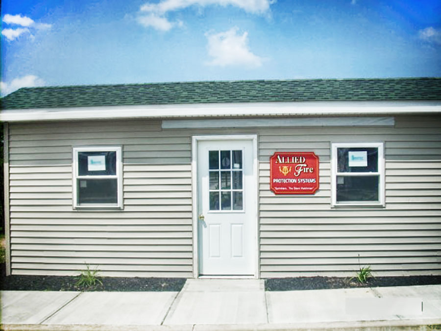 Allied Fire Protection Systems at the Children's Safety Village