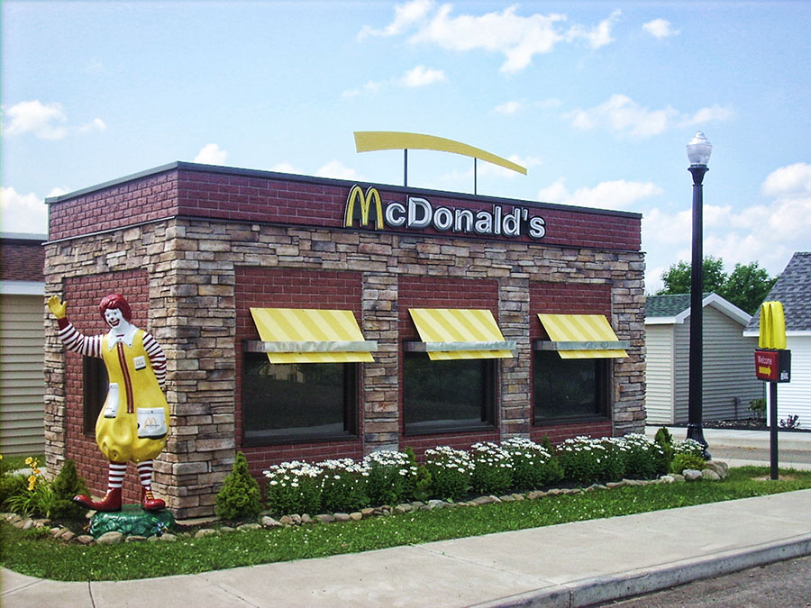 McDonalds at the Children's Safety Village