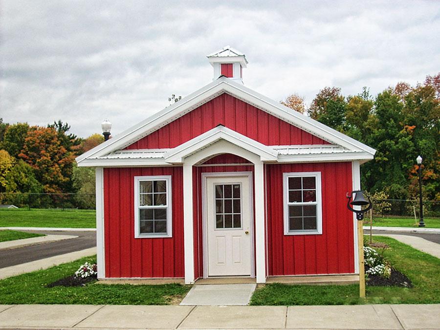 School House at the Children's Safety Village