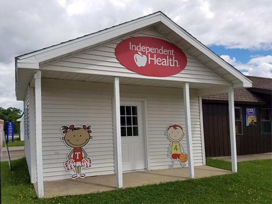 Independent Health at the Children's Safety Village