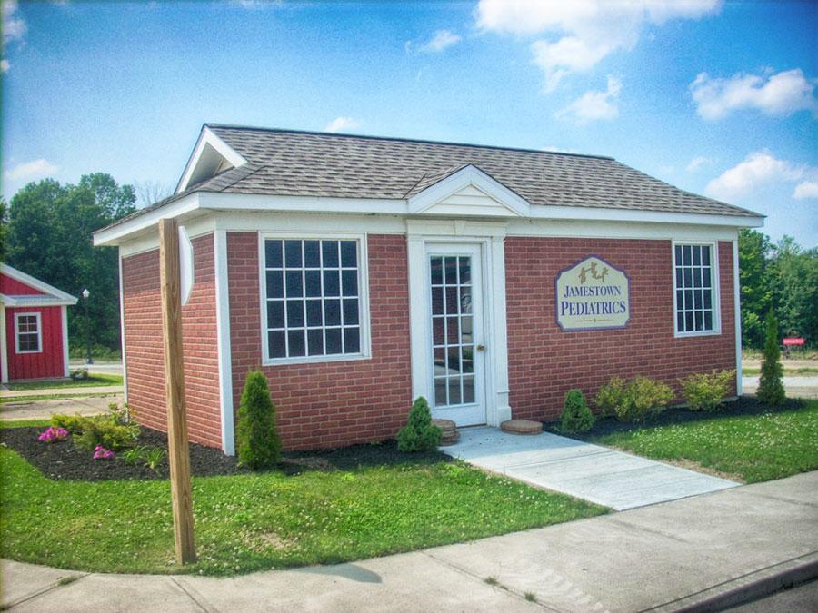 Jamestown Pediatrics at the Children's Safety Village
